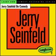 seinfeld on comedy