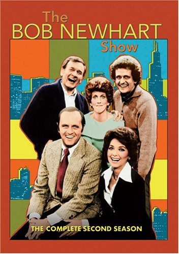 THE BOB NEWHART SHOW: THE COMPLETE SECOND SEASON - DVD ...