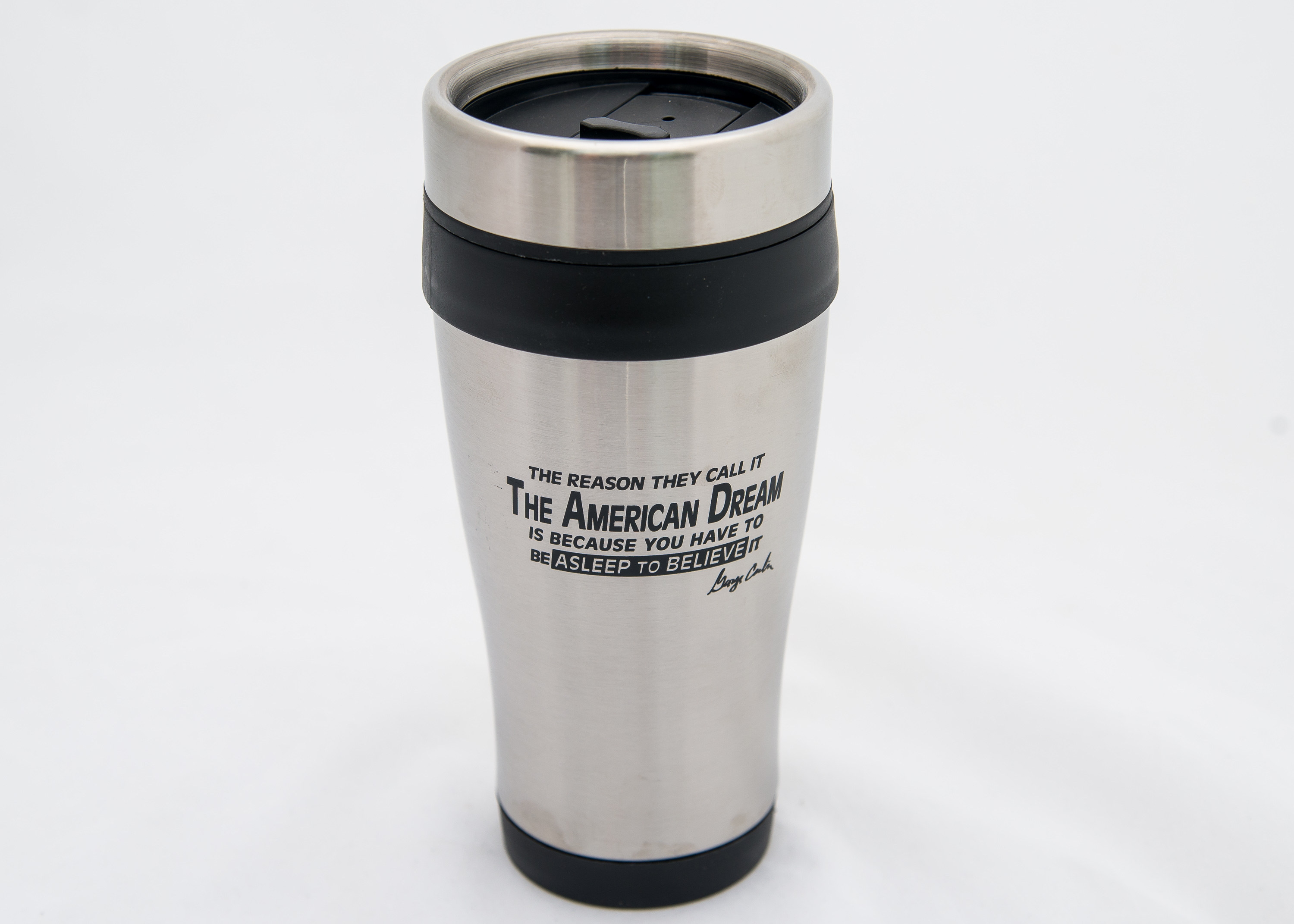 American Dream Travel Mug