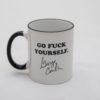 Simon Says Bistro Ceramic Mug